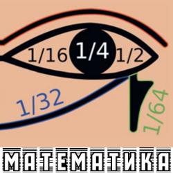 Математика в Древнем Египте: цифры, меры объема, дроби, площади