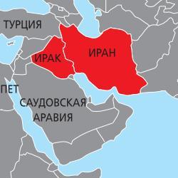 Ирано-иракская война 1980-1988 гг.: причины и итоги, карта хода танков