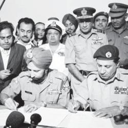 Третья индо-пакистанская война 1971 г.