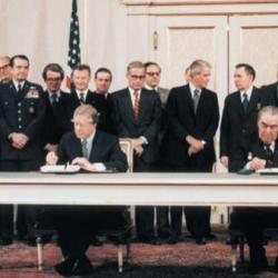 США и СССР в 70-80-е годы XX в.: положение на геополитической арене
