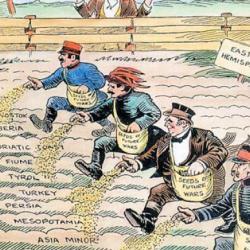 Основные причины военных конфликтов после Первой мировой войны