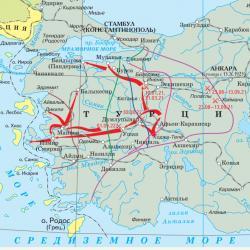 Греко-турецкая война 1919-1922 гг.