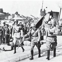 Итальянское вторжение на Корфу 1923 г.